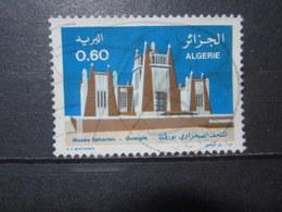 """VEND BEAU TIMBRE D ' ALGERIE N° 656 , OBLITERATION """" ES-SENIA """" !!! - Algerien (1962-...)"""