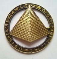 Pyramid - Tourismus