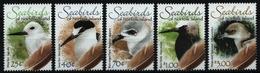 Norfolk-Insel 2006 - Mi-Nr. 961-965 ** - MNH - Vögel / Birds - Norfolk Island