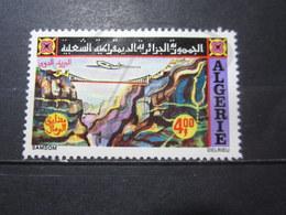 VEND BEAU TIMBRE DE POSTE AERIENNE D ' ALGERIE N° 20 , XX !!! - Algerien (1962-...)