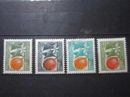 VEND BEAUX TIMBRES PREOBLITERES D ' ALGERIE N° 20 - 23 , XX !!! - Algerien (1962-...)