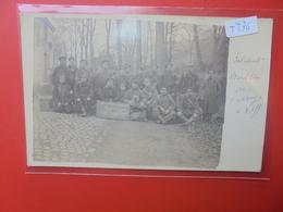 Tilff-Soldats Prisonniers Russes-11 Novembre 1918 (T236) - Esneux