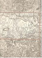 32483 - ARIEGE  1780 - Geographical Maps