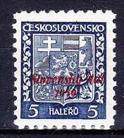 Slovaquie 1939 Mi 2 (Yv 1), MNH)** Signé - Nuovi