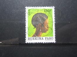 "VEND BEAU TIMBRE DU BURKINA FASO N° 836 , OBLITERATION "" OUAGADOUGOU "" !!! - Burkina Faso (1984-...)"