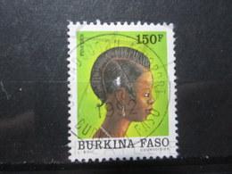 "VEND BEAU TIMBRE DU BURKINA FASO N° 836 , OBLITERATION "" OUAGADOUGOU-AEROPORT "" !!! - Burkina Faso (1984-...)"
