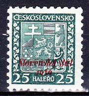 Slovaquie 1939 Mi 5 (Yv 4), MNH)** - Nuovi