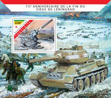 Togo  2019    Siege Of Leningrad , World War II  S202001 - Togo (1960-...)