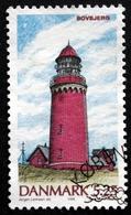 Denmark 1996 Minr.1134  Light House Leuchtturm Bovbjerg ( Lot  L  2840 ) - Dänemark