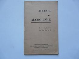 NOTICE EXPLICATIVE DU FILM FIXE N°2 - ALCOOL ET ALCOOLISME - Health