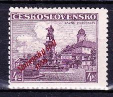 Slovaquie 1939 Mi 20 (Yv 19), MNH)** Signé, Pd De Gomme - Nuovi