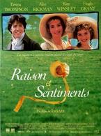 Af Ciné RAISON & SENTIMENTS(A.Lee/95) E.Thompson K.Winslet H.Grant 40x60 Jane Austen - Plakate & Poster