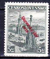 Slovaquie 1939 Mi 21 (Yv 20), MNH)** Signé, Pd - Nuovi