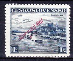 Slovaquie 1939 Mi 22 (Yv 21), MNH)**  Pd De Gomme - Nuovi