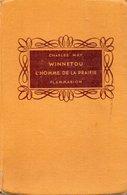 Winnetou L'Homme De La Prairie Edit Flammarion 1944 - Books, Magazines, Comics