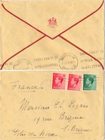 GRANDE-BRETAGNE CUMBERLAND HOTEL OMec LONDON 1 NOV 1937 - 1902-1951 (Kings)