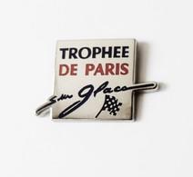 Pin's Trophée De Paris Sur Glace - R49 - Patinaje Artístico