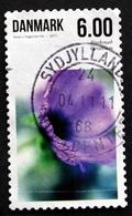 Denmark  2011 Flowers Nr.1655C    (O)     ( Lot  L 2958 ) - Gebraucht