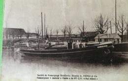 Remorqueur à Moteur Deuts De 575 Ch « Roi Albert « - Houseboats