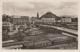 Suisse - BASEL - Grobmarkthalle - BS Basel-Stadt