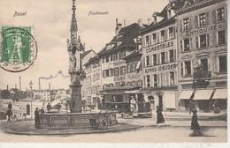 Suisse - BASEL - Fischmarkt - BS Basel-Stadt
