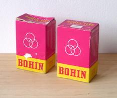 Epingles Bohin 'Argentines' - P.T.T La Poste, Pour Billets, Banque, Bureau - Otras Colecciones