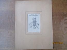 M. RICARD ANCIEN MAIRE DE ROUEN ANCIEN DEPUTE ANCIEN MINISTRE DE LA JUSTICE OVATIONS SPONTANEES 12cm/8cm - Other