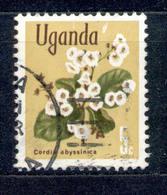 Uganda 1969 - Michel Nr. 105 O - Uganda (1962-...)