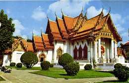 Wat Benchamabophitr (Marble Temple  Bangkok ,Thailand  RV Beau Timbre  (Bananes) - Tailandia