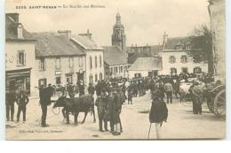 SAINT-RENAN - Le Marché Aux Bestiaux - Andere Gemeenten
