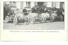 Sport Auto 1903 - Paris-Madrid - L'Ecurie Passy-Thellier Aux Quinconces - Bordeaux - Autres