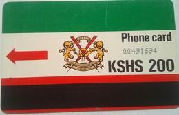 Kenya 200 - Kenya