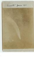 Comète - Janvier 1910 - Astronomy