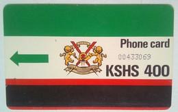 Kenya 400 - Kenya