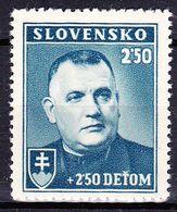 Slovaquie 1940 Mi 69 (Yv 38), MNH)** - Nuovi