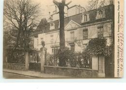 PARIS XVI - Cours Kayser-Charavay - Avenue Montespan - Arrondissement: 16