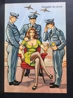 Cartolina Militare Umoristica - Humor