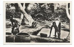 Dahomey Porto Novo Fabrication Huile De Palme - Dahomey