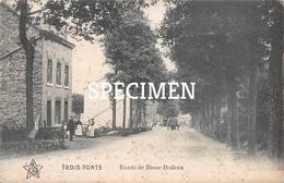 Route De Basse-Bodeux - Trois-Ponts - Trois-Ponts
