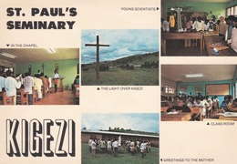 (ST174) - RUSHOROZA (Kabale, Uganda) - Saint Paul's Seminary - Ouganda