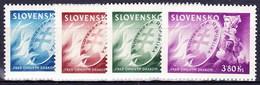 Slovaquie 1944 Mi 151-4 (Yv 118-21), MNH)** - Nuovi