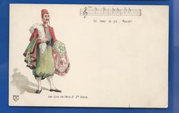 Marchand De Tapis    Les Cris De Paris - Music And Musicians