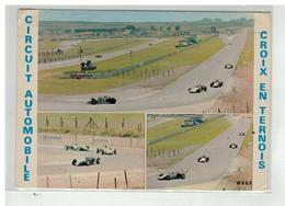 62 CROIX EN TERNOIS #11198 CIRCUIT AUTOMOBILE VOITURE COURSE - France