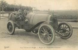 76 CIRCUIT DE DIEPPE - RIGAL SUR AUTOMOBILE CLEMENT N° 312639 - Dieppe