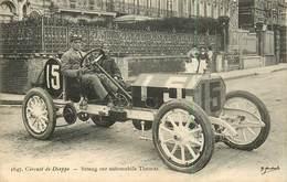 76 CIRCUIT DE DIEPPE - STRANG SUR AUTOMOBILE THOMAS N° 312634 - Dieppe