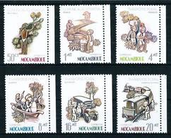 Mozambique Nº 934/9 Nuevo - Mosambik