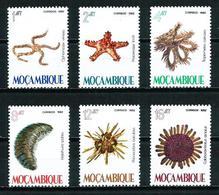 Mozambique Nº 897/902 Nuevo - Mosambik