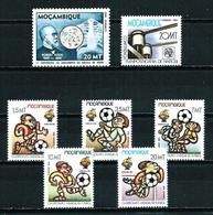 Mozambique Nº 868-869-870/4 Nuevo - Mosambik