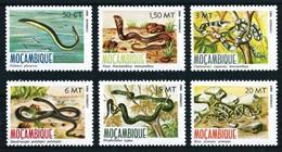 Mozambique Nº 862/7 Nuevo - Mosambik