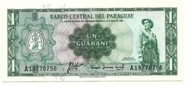 Paraguay - 1 Guarani 1963 - Paraguay